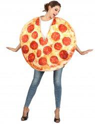 Pizza slice kostume til voksne