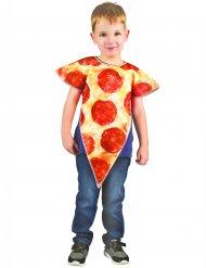 Pizza slice kostume til børn
