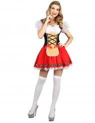 Bayersk kvinde kostume