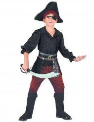 Mr. Elegant - Piratlkostume til drenge