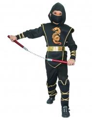 Ninjakostume til drenge