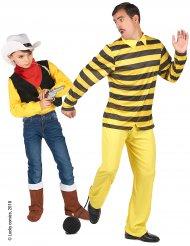 Parkostume Dalton og Lucky Luke™ far og søn