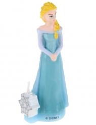 Fødselsdagslys 3D med Elsa - Frost™ 9.5 cm