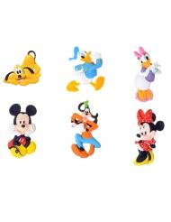 6 Sukkerfigurer Mickey og venner™