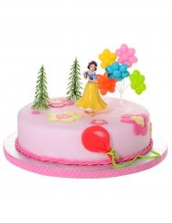4 stk. kagetilbehør Disney™ prinsesserne Sne Hvide™ 10 x 20,5 x 5 cm