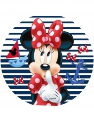 Spiselig kagedekoration disk Minnie™ 14,5 cm