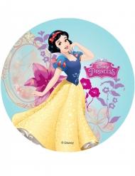 Spiselig kagedekoration Disney™ prinsesse Snehvide 14,5 cm