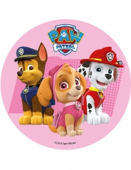 Chase, Skye og Marshall kagedekoration - Paw Patrol™ 21 cm