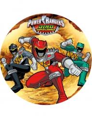 Power Rangers™ kagedekoration 21 cm