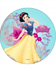 Sukkerdisk Disney™ prinsesse Snehvide 21 cm