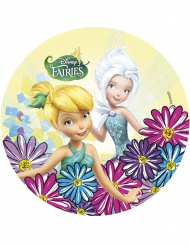 Spiselig kagedekoration Disney Fairies™ Klo