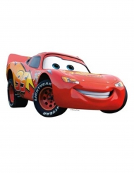 Spiselig kagedekroation Cars™ 27,1 x 15,3 cm