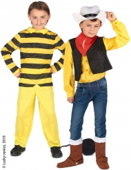 Parkostume Dalton & Lucky Luke™ til børn
