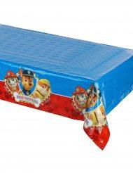 Rød og blå plastikdug med Paw Patrol™ - 120x180 cm