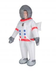 Kostume astronaut oppustelig til voksne