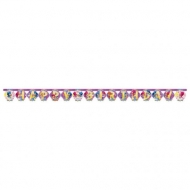 Guirlande Happy Birthday Shimmer & Shine™ 200x15cm