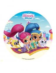 Sukkerdekoration Shimmer & Shine™ 16 cm