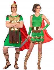 Par kostume romerske soldater til voksne
