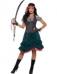 Kostume pirat matros kvinde