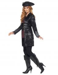 Luksus piratfrakke kvinde