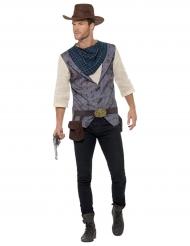 luksus kostume coywboy mand