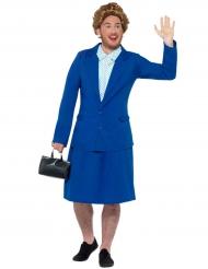 Sjovt minister kostume til voksne