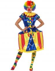 Cirkustelt kostume til voksne