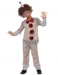 Vintage klovne kostume dreng