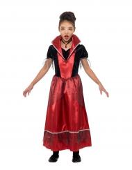 Vampyr-prinsessekostume til piger
