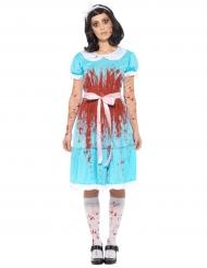 Blodig prinsessekostume til kvinder - Halloween