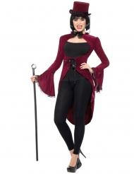 Gotisk svalehale jakke til voksne