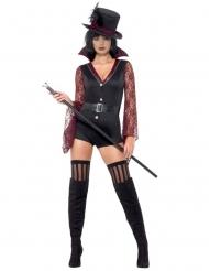 Sexet vampyrkostume til kvinder - Halloween