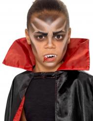 Vampyr sminkekit med tænder til børn