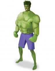 Kostume Hulk™ oppustelig til voksne