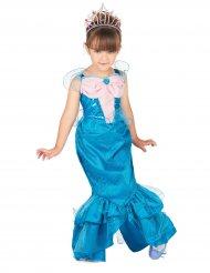 Havfrue kostume til piger