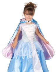 Vendbar prinsessekappe til piger