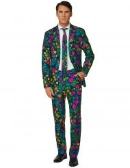 Mr. Floral jakkesæt mand Suitmeister™