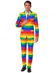 Mr. Rainbow jakkesæt til mænd - Suitmeister™
