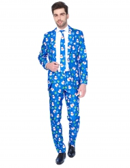 Mr. Xmas Snowman jakkesæt til mænd - Suitmeister™