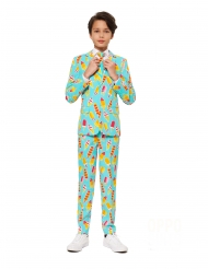 Mr. Iceman jakkesæt Opposuits™ - teenager
