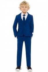 Mr. Marineblå jakkesæt til børn - Opposuits™