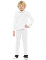 Mr. White jakkesæt til børn - Opposuits™