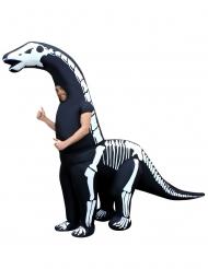 Oppusteligt dinosaur skelet - Morphsuits™ til voksne