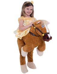 Belle på hest - Morphsuits™ kostume til piger