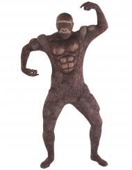 Kostume heldragt gorilla voksen Morphsuits™