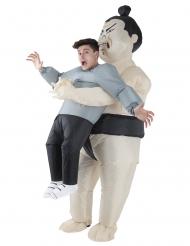 Kostume mand båret af sumobryder voksen Morphsuits™