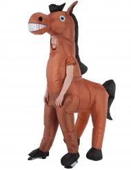 Oppusteligt hestekostume til børn - Morphsuits™