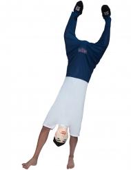 Oppustelig kostume mand på hovedet voksen Morphsuits™