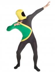Kostume heldragt Jamaica voksen Morphsuits™