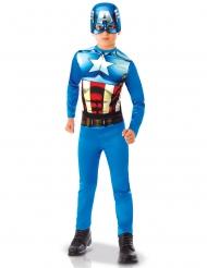 Kostume Captain America™ til drenge